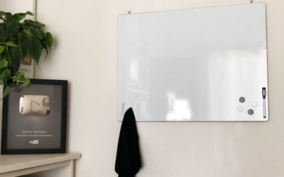 Home office ideas: whiteboards
