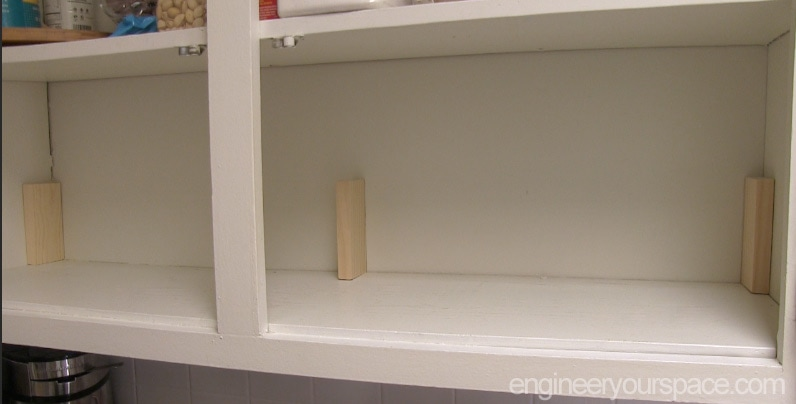 Easy-extra-shelf-for-kitchen-cabinets-supports